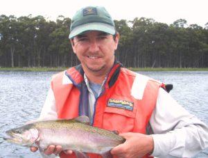 Scott Murphy - Owner & Operator of Tasmania Fly Fishing